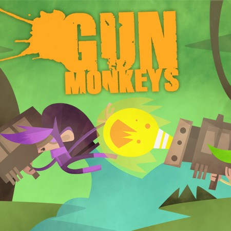 Gun Monkeys Cover.A4man