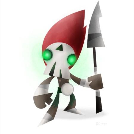 a4man-doodle-skull-guy