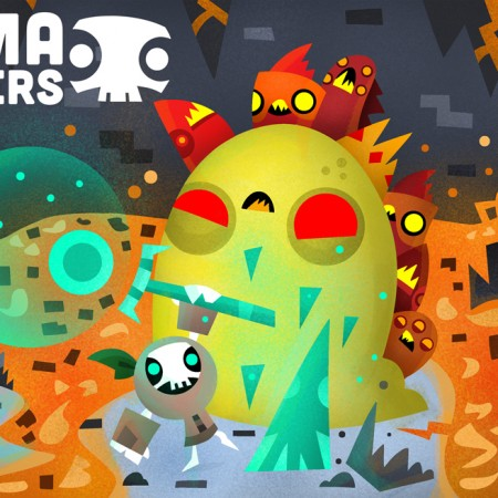 Magma Monsters A4man