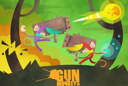 Gun Monkeys 01
