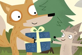 A Gift from a Fox