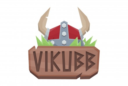 Vikubb Game Logo A4man