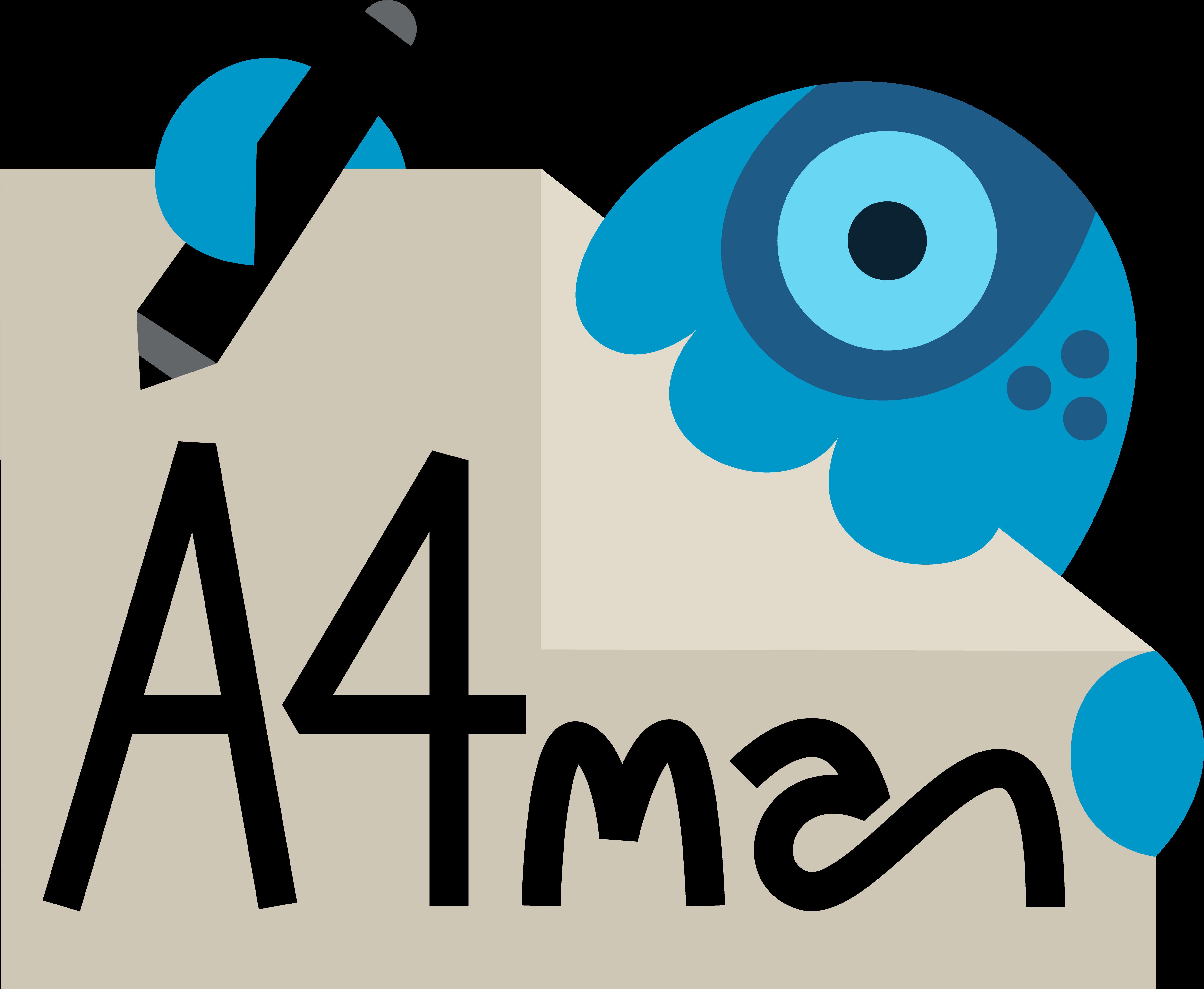 A4man.Logo