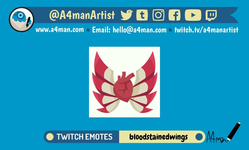 bloodstainedwings_A4manArtist