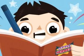 Little Heroes Comics