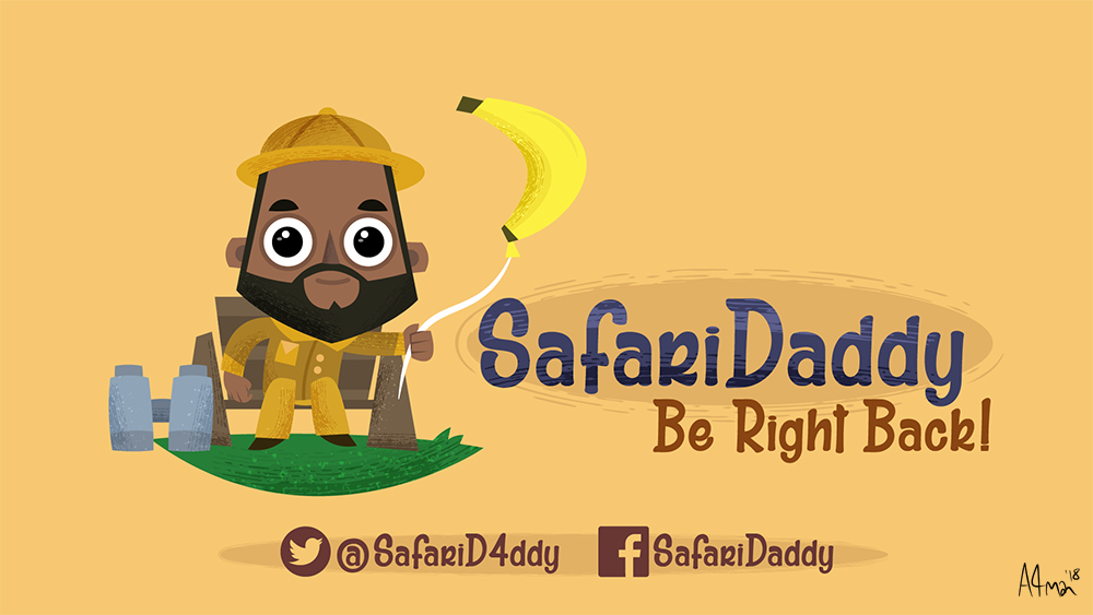 safari_daddy_a4man_be_right_back