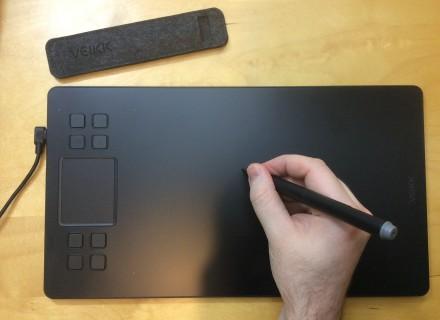 VEIKK A50 Pen Tablet Review_A4man_ 01